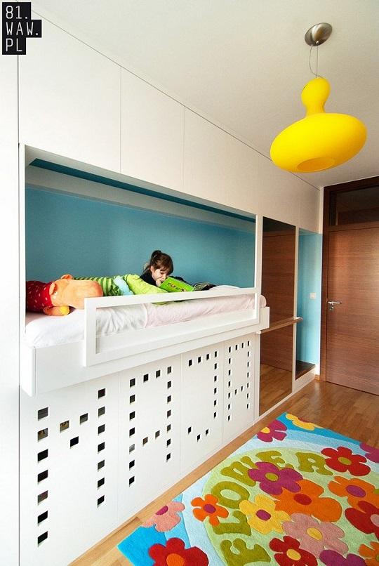El dormitorio de Maja