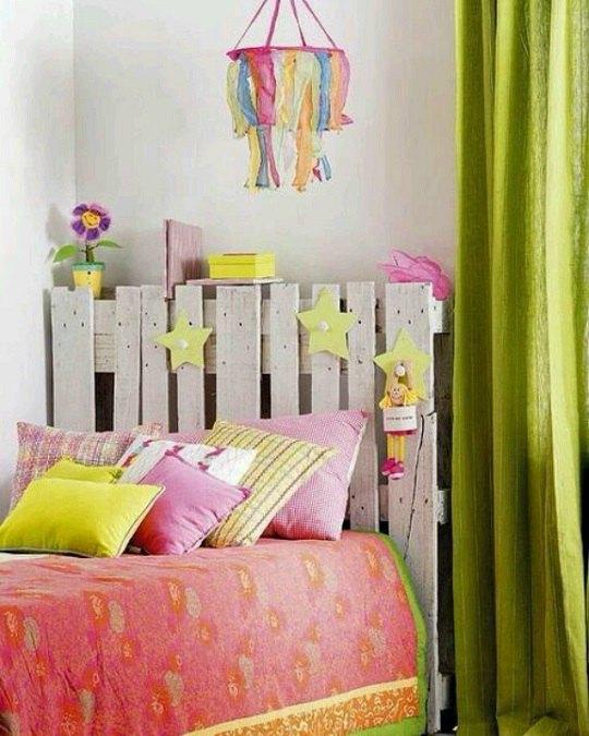 Cabeceros - Cabeceros de cama con palets ...