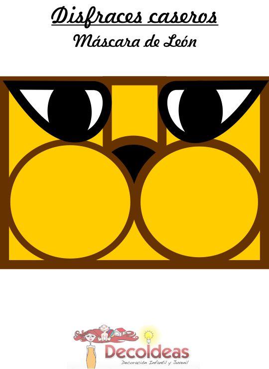 mascara-leon