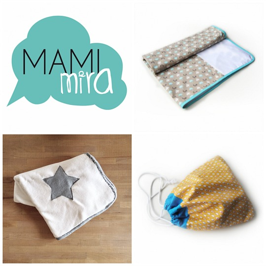 MamiMira, tienda de cosas bonitas para bebés