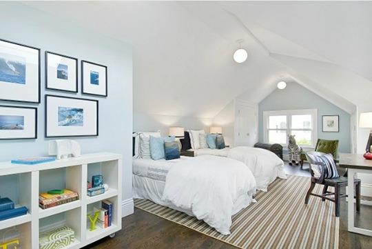 6 habitaciones infantiles abuhardilladas decoideas net - Habitaciones en buhardillas ...