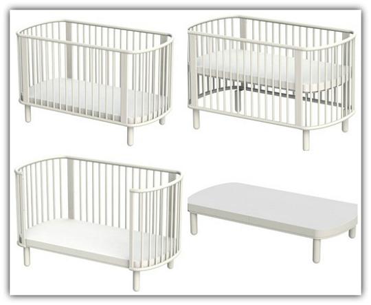Muebles para beb s de flexa for Muebles cambiadores de bebe