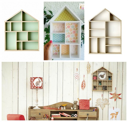 Proyecto decoraci n una casita de madera personalizada for Casita de madera ikea