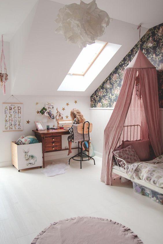 Consejos habitaciones infantiles abuhardilladas