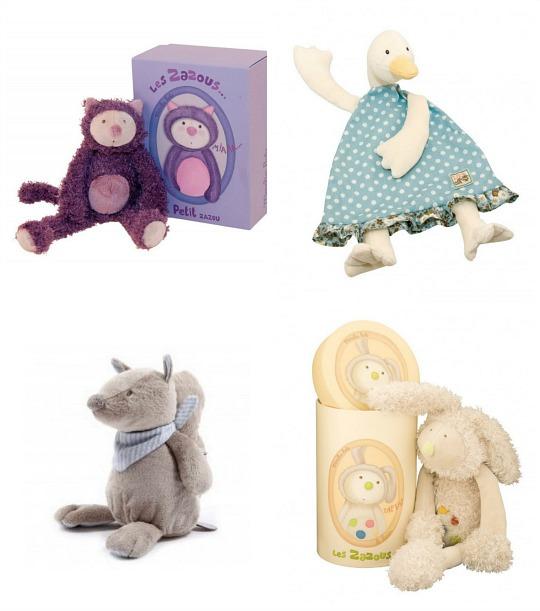Los regalos más dulces para tu bebé