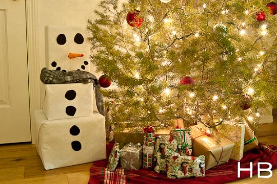Mil artes mujer 95 ideas para empaques navide os - Ideas para envolver regalos navidenos ...