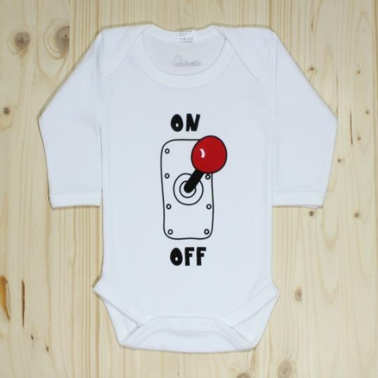 Bodies divertidos para bebés