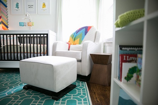 Ideas creativas para decorar una habitaci n de beb for Como decorar cuarto de bebe varon