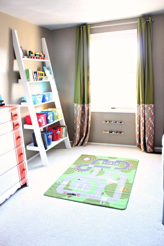 Literas infantiles fotos de habitaciones infantiles con - Dormitorios infantiles para dos ...