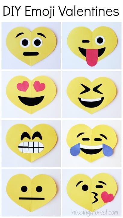 San Valentín emoticonos emojis