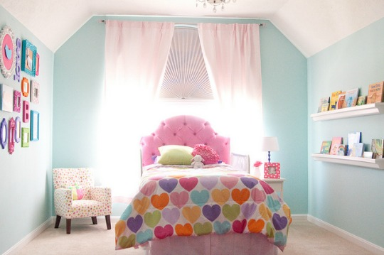 Habitaci n juvenil femenina - Decorar habitacion juvenil femenina ...