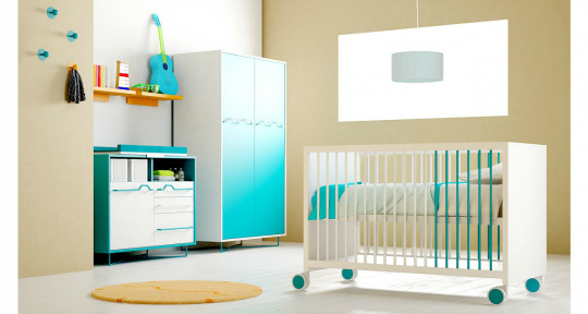 Moti muebles infantiles for Perchas bebe ikea