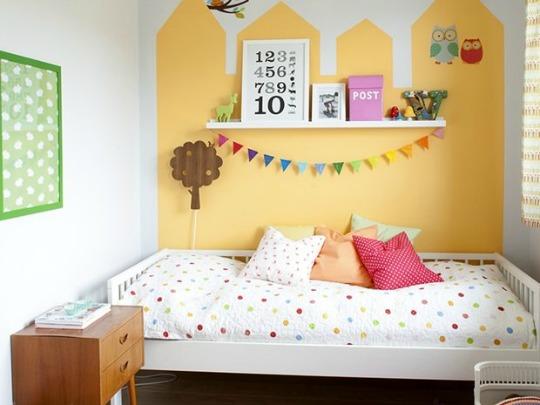 Pintar paredes infantiles modernas - Pintar paredes infantiles ...