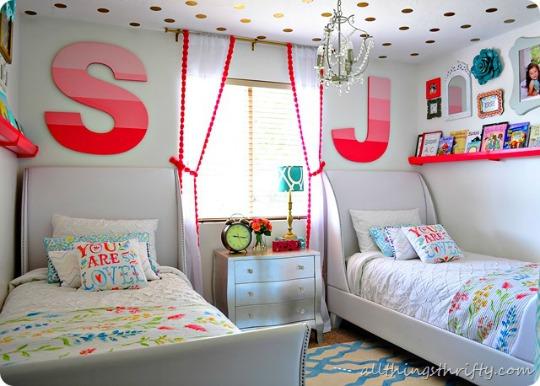 Ideas de decoración infantil: techos