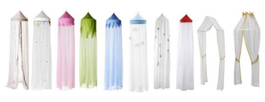 Ikea retira sus doseles para cunas y camas infantiles