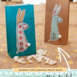 Dibujos de conejos de Pascua para imprimir