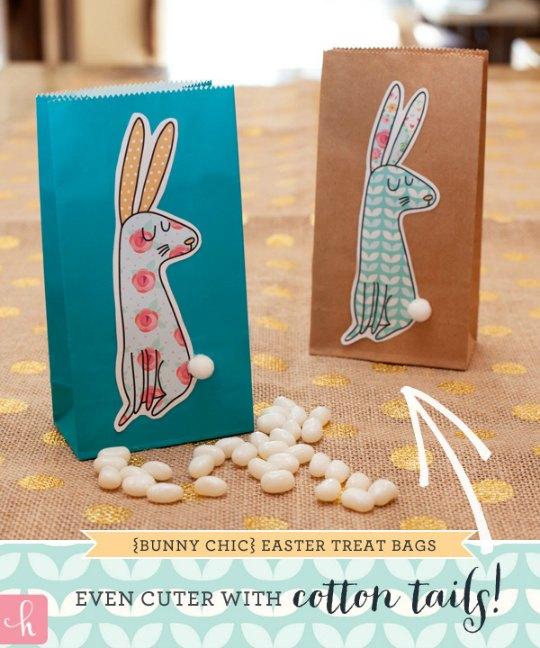 Un detalle encantador para realizar con los niños durante las vacaciones de Semana Santa.