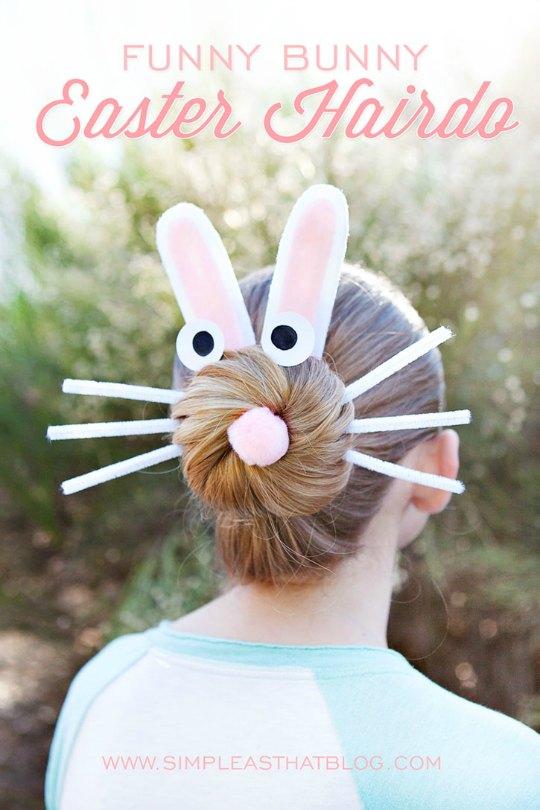 Peinado para Pascua