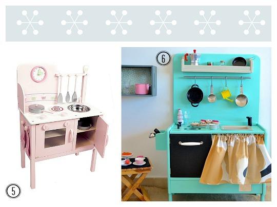 Las cocinitas de juguete m s bonitas decoideas net for Cocina juguete imaginarium