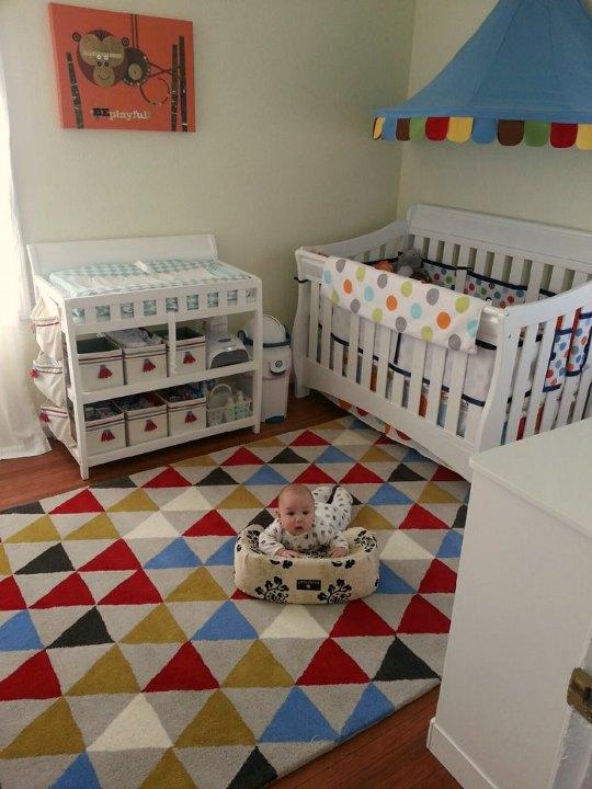 Ideas para decorar espacios infantiles con el dosel mysig - Alfombra ninos ikea ...