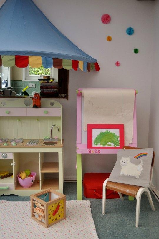 Ideas para decorar espacios infantiles con el dosel mysig for Cuartos infantiles ikea