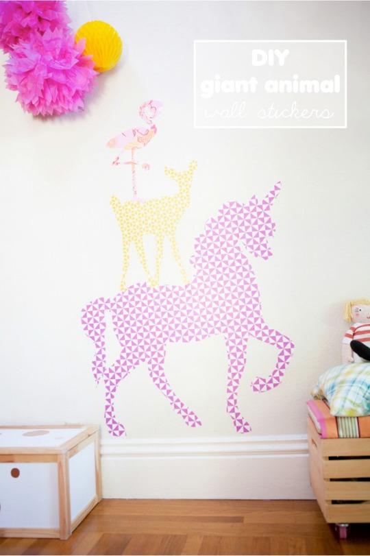 diy-siluetas-decoracion