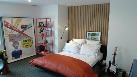 Habitaciones juveniles para chico