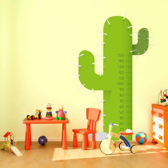Tendencia cactus, vinilos infantiles