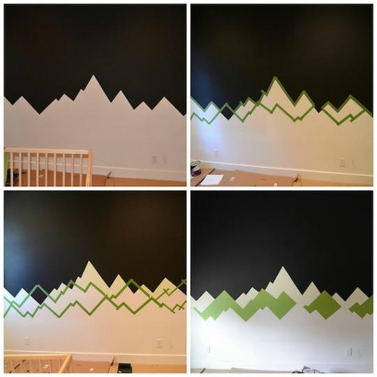 Murales pintados infantiles decoideas net for Create a wall mural