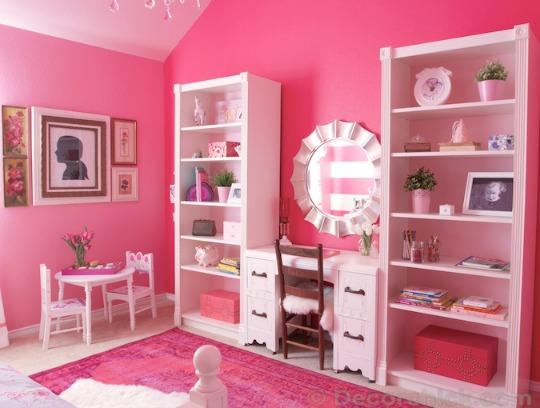 Habitación infantil de Carmen (Parte I)