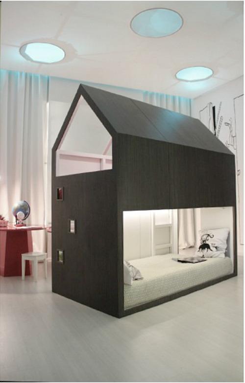 Proyecto transformación cama Kura de Ikea
