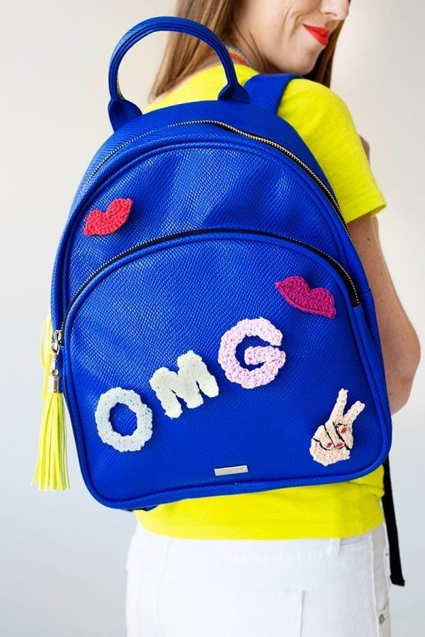 Ideas para personalizar mochilas escolares