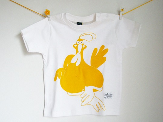 camiseta-saludosalpollo