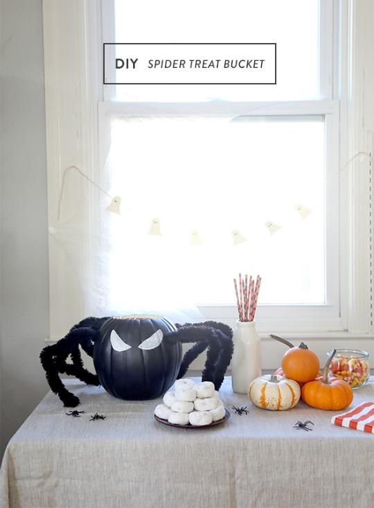 Manualidades infantiles Halloween