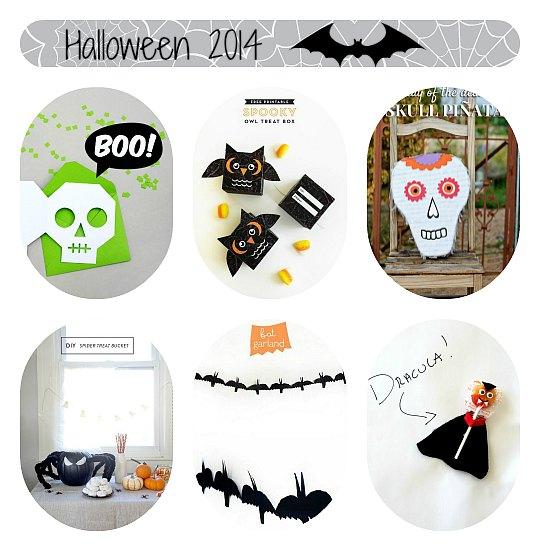 Manualidades Halloween 2014