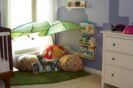 Dise a un rinc n de lectura con ikea - Ikea jardin ninos nantes ...