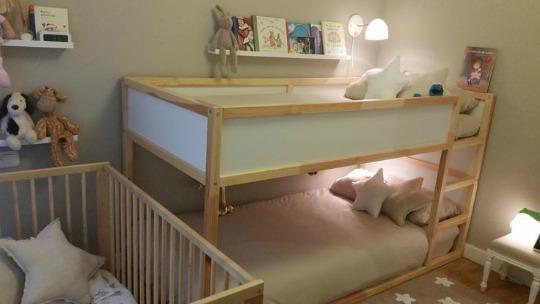 Habitaciones compartidas - Dormitorios infantiles para dos ...
