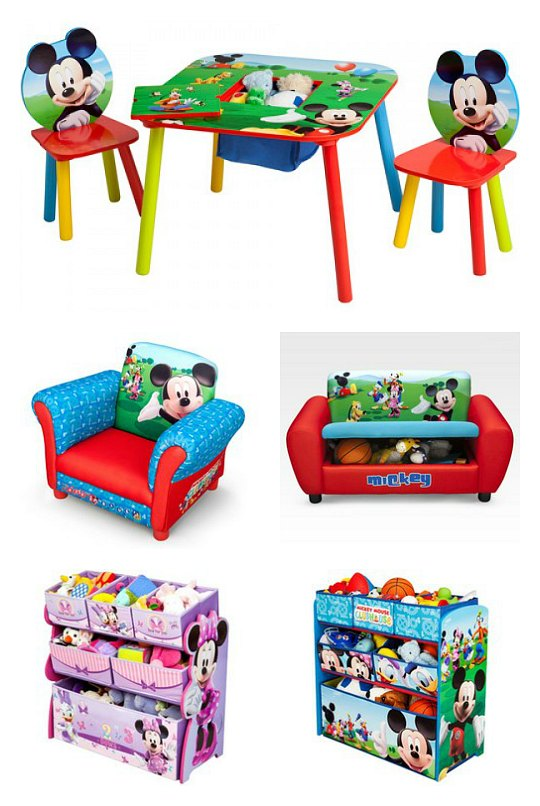 Mickey Mouse Sofa Images Boys Bedroom Decorating Ideas