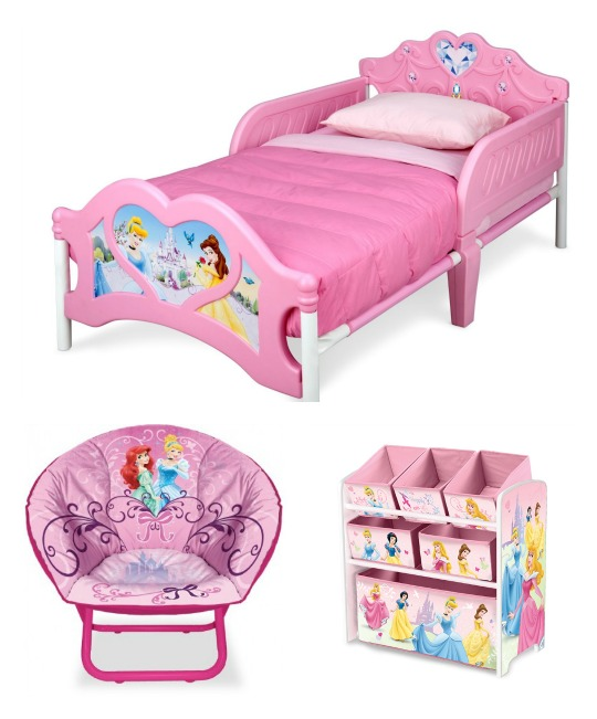 Mobiliario infantil for Muebles de princesas
