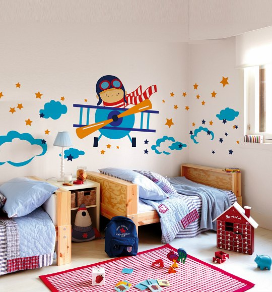 Murales de vinilo ahora en keeddo decoideas net for Stickers para decorar paredes infantiles