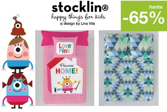 Promoción ropa de cama de Stocklina