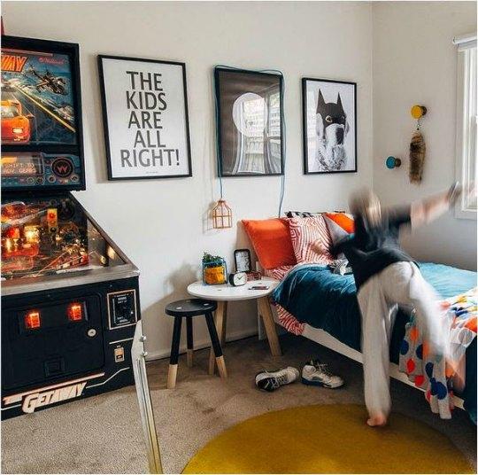 La habitación que todos los adolescentes quieren tener