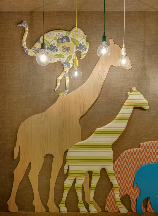 Decorar con animales la habitaci n infantil for Ideas decoracion habitacion infantil nina