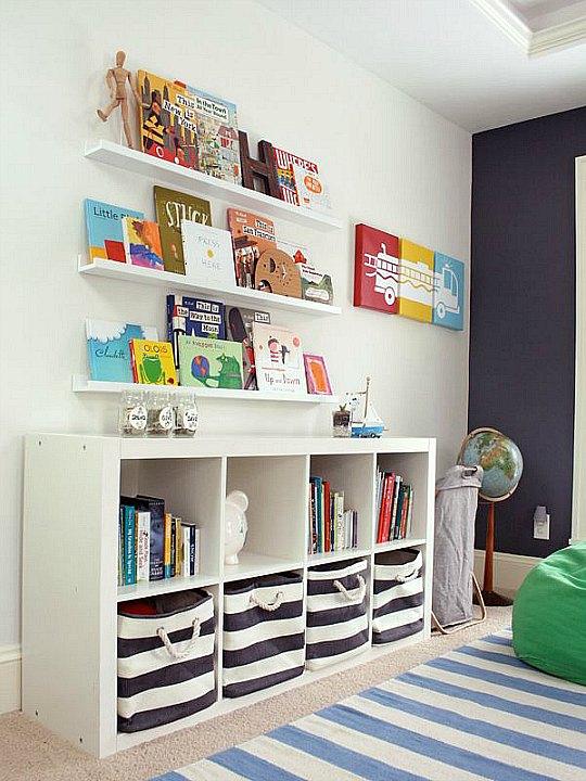 kallax inspiraci n para las habitaciones infantiles ForDormitorio Kallax