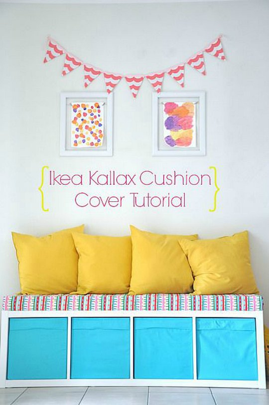 Kallax, inspiración para las habitaciones infantiles