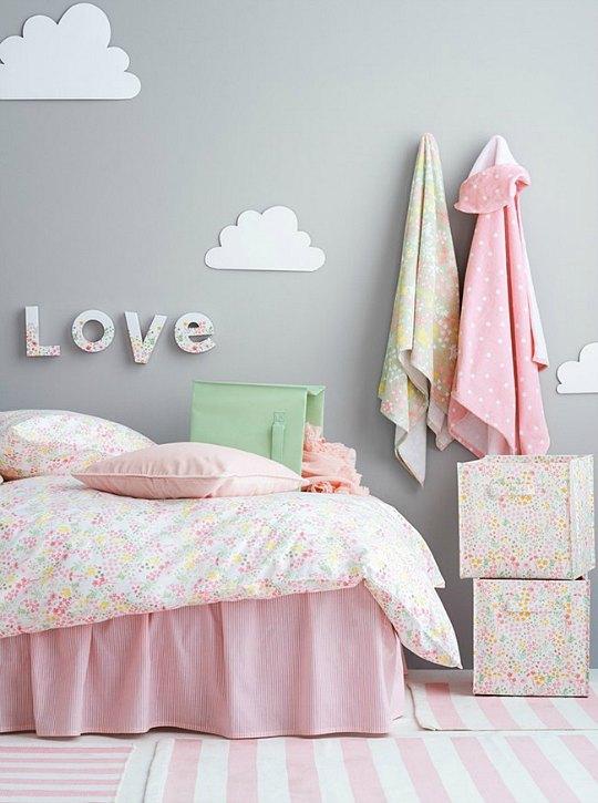 Decoraci n infantil h m primavera verano 2015 decoideas net - Ideas decoracion habitacion infantil ...