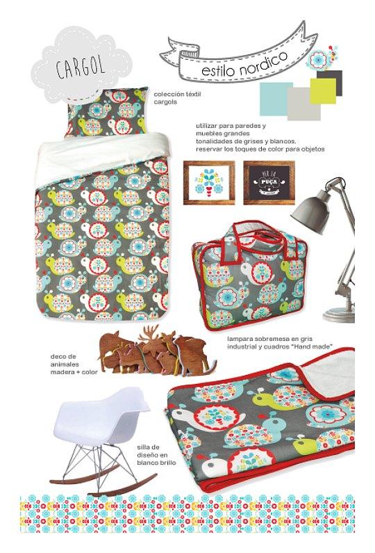 Textiles para bebés MimiMuss