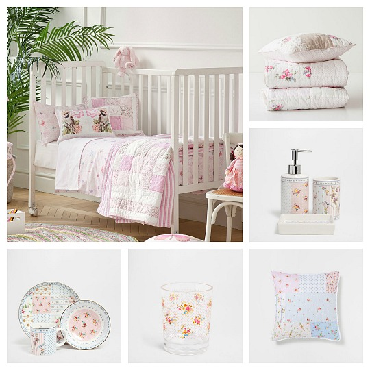 Zara home primavera verano 2015 decoideas net for Cortinas bebe zara home