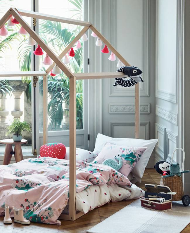 Novedades decoración infantil H&M