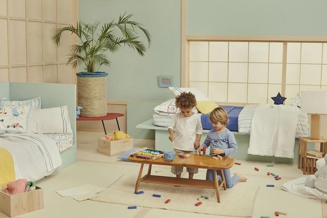 Decoraci n de primavera novedades decoraci n infantil for Perchero infantil zara home